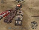 【CROSSOUT】戦車でバンバン!part.4:工場スチクレ攻略しましょ【ファミコン倶楽部アルカディア】