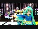 【MMD】あぴミク振袖ミニさんで響喜乱舞【ray-mmd】
