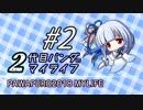 【パワプロ2018】二代目パンダのマイライフⅡ #2【琴葉葵】