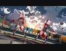 【Wプリンツ・オイゲン】ギガンティックO.T.N【MMDアズールレーン】