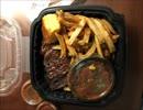 アメリカの食卓 715 アメリカBBQリブを食す!