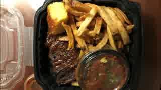 アメリカの食卓 715 アメリカBBQリブを食