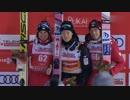 【スキージャンプ】小林陵侑、W杯初優勝!