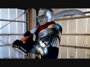 【鉄製】ダークソウル 上級騎士の肩鎧を作る。