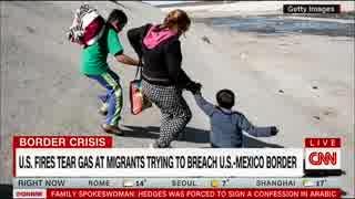 国境警備隊とフェンスで国境が機能した 壁が無くても大丈夫と証明された?