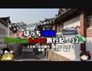 【ゆっくり】韓国トルコ旅行記 12 韓国の昔の街並みを巡る