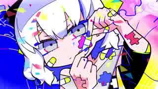 【ゲキヤク_偽薬】 ジグソーパズル/まふま