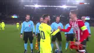 《18-19UEFA CL》 [GS第5節・B組] PSV vs