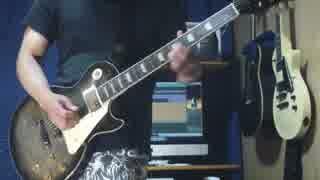 オオカミ少女と黒王子ED『オオカミハート』ギター弾いてみた