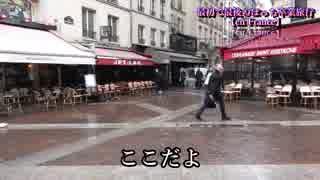 最初で最後のぼっち卒業旅行【en France】