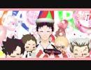【MMDHQ!!】赤葦おめでとう動画【赤葦誕】
