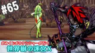 【HEROIC実況】おみくじボウケンシャーが行く世界樹の迷宮X【Part.65】