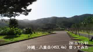 【RTA?】沖縄八重岳攻略【自転車車載】