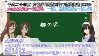 鷺沢文香のワンポイント日本語講座 - 第二