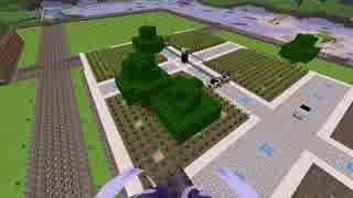 【Minecraft_1.7.10】結月の寄り道多め開