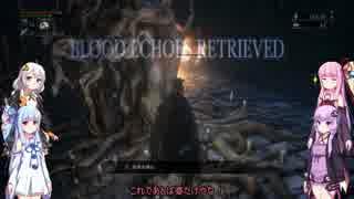 【VOICEROID実況】古都ヤーナム地下探索の旅 その6