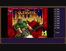 【ゆっくり実況解説】Ultimate Doom Episode 1 UV-Fast Speedrun World Record