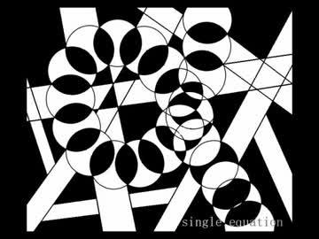 【NNI】single equation【オリジナル】