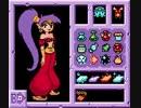 """【転載TAS】シャンティ Shantae """"100%"""" 1:19:15.18 日本未発売【GBC】"""