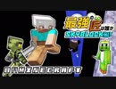 【日刊Minecraft】最強の匠は誰かスカイブロック編!絶望的センス4人衆がカオス実況...