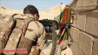 A-10の航空支援を受け、24時間態勢で戦う反ISアメリカ人の民兵