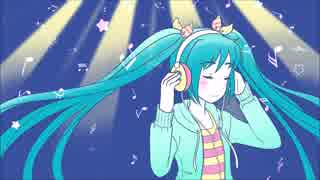【初音ミク】 MUSIC SHOWER 【オリジナル】