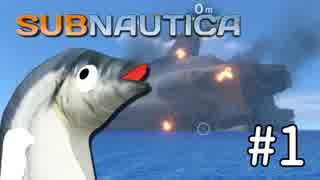 #1 秋刀魚と潜る -Subnautica-