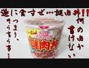 【食レポ】遂に食すぜ…謎肉丼!!