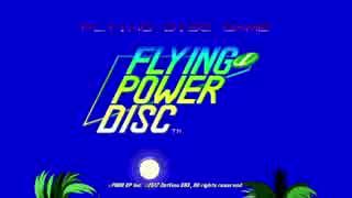 FLYING POWER DISC