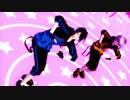 【MMD刀剣乱舞】足利宝剣にロキ踊って貰った【カメラ配布】