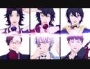 【ヒプマイMMD】虎視眈々【Buster Bros!!! vs MAD TRIGGER CR...