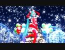 【MMD】『好き!雪!本気マジック』by Tda式 初音ミク V4X サンタ服
