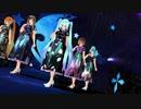 【MMD】Fly to night, tonight【初音ミク】