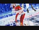 【MMD艦これ】Zara・Polaで好き!雪!本気マジック