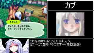 どうぶつの森+ 金のあみ・金のつりざお入手RTA 3時間28分18.7秒 part1/4