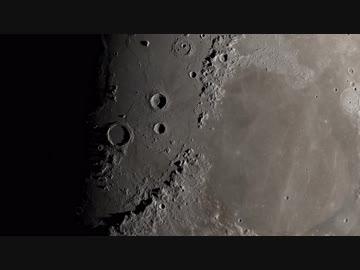 Clair de Lune 4K Version - Moon Images from NASA's Lunar Reconnaissance Orbiter