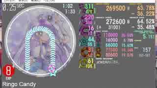 simai創作譜面 Ringo Candy EXPERT[E240]