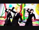 【MMDカゲプロ】ベンチ組で楽しく愛言葉Ⅲ【1080p】