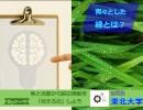第7テーマ 色と言葉から脳の活動を「見える化」しよう 【ジュニアドクター育成塾】