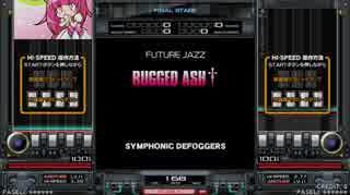 【beatmania IIDX】 RUGGED ASH† (SPL) 【Rootage】 ※手元付き