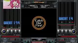 【beatmania IIDX】 Catch Our Fire! (SPA) 【Rootage】 ※手元付き