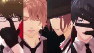 【MMDA3!】REVOLVER 【千景・至・紬・万里】