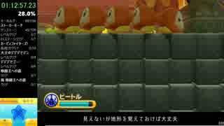 【RTA】星のカービィ トリプルデラックス 100% 6:34:42 字幕解説 Part4/18