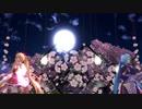 アイドル部の和装組でBadApple!!踊ってもらいました