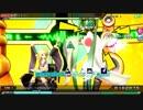 【PDAFT】リモコン(EXTREME) 鏡音リン:天袖&初音ミク:壱の桜・白桜花