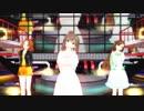 【松本伊代】センチメンタル・ジャーニー【さとうささら(CeVIO)カバー曲】【MMD】