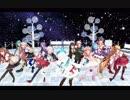 [MMD]シロちゃんとアイドル部で好き!雪!本気マジック[.LIVE]