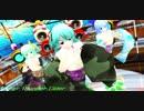 【東方MMD】仮想空間稲妻炭酸飲料(らぶ式ミク、ゆきはね式大妖精&チルノ)1080p(残念仕様 修正Ver未定)