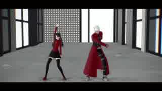 【Fate/MMD】SNOBBISM と エンヴィキャットウォーク