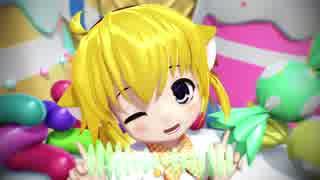 【MMD】O-share is Noko-ism!【ふぉっく